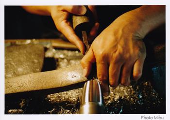 錫光、制作過程、